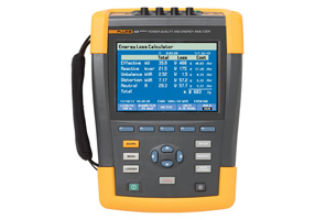 434 Series II Power Quality Analyser (Three-Phase)