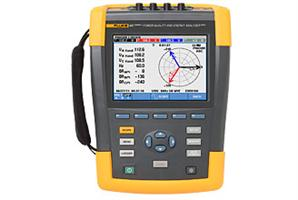 437 Series II Basic Power Quality Analyser (Three-Phase) (400Hz)