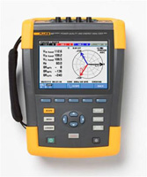 437 Series II Power Quality Analyser (Three-Phase) (400Hz)