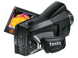 876 Thermal Imager with < 80 mK in Flexible Camcorder Design
