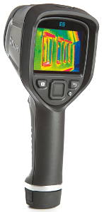 E5 Thermal imaging camera