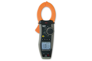 HT9022 Clamp Meter AC/DC TRMS DC up to 1000A with Power/Harmonic
