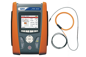 PQA823 Power Quality Analyser CAT IV with 4 CTs HTFLEX33 and A0056 Power...