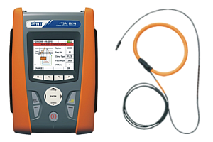 PQA824 Power Quality Analyser CAT IV with 4 CTs HTFLEX33 with A0056 Power...