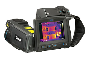 PROMO T600 45° (incl. Wi-Fi) Thermal Imaging Camera - 480 x 360 Resolution...