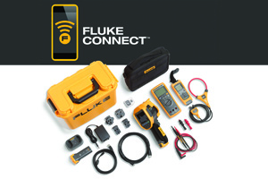 PROMO Ti400 9 Hz Thermal Imager a3001 FC iFlex® Kit