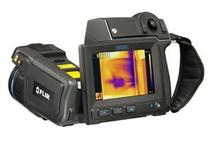 PROMO T600bx 45° (incl. Wi-Fi) Thermal Imaging Camera - 480 x 360...