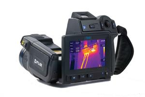 T640 25° (incl. Wi-Fi) Thermal Imaging Camera