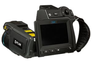 T660 45° (incl. Wi-Fi) Thermal Imaging Camera