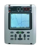 TDR2000/2P Dual Channel Cable Fault Locator Power Version Monochrome...