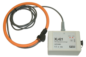 XL421 Single-phase Current Data Logger