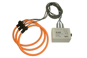 XL422 3-phase Current Datalogger