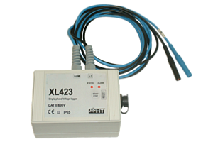 XL423 Single-phase Voltage Data Logger