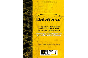 Data View - An essential tool for configuring & performing measurements, viewing data in real-time, recovering recorded data & creating standard or customised measurement reports.
